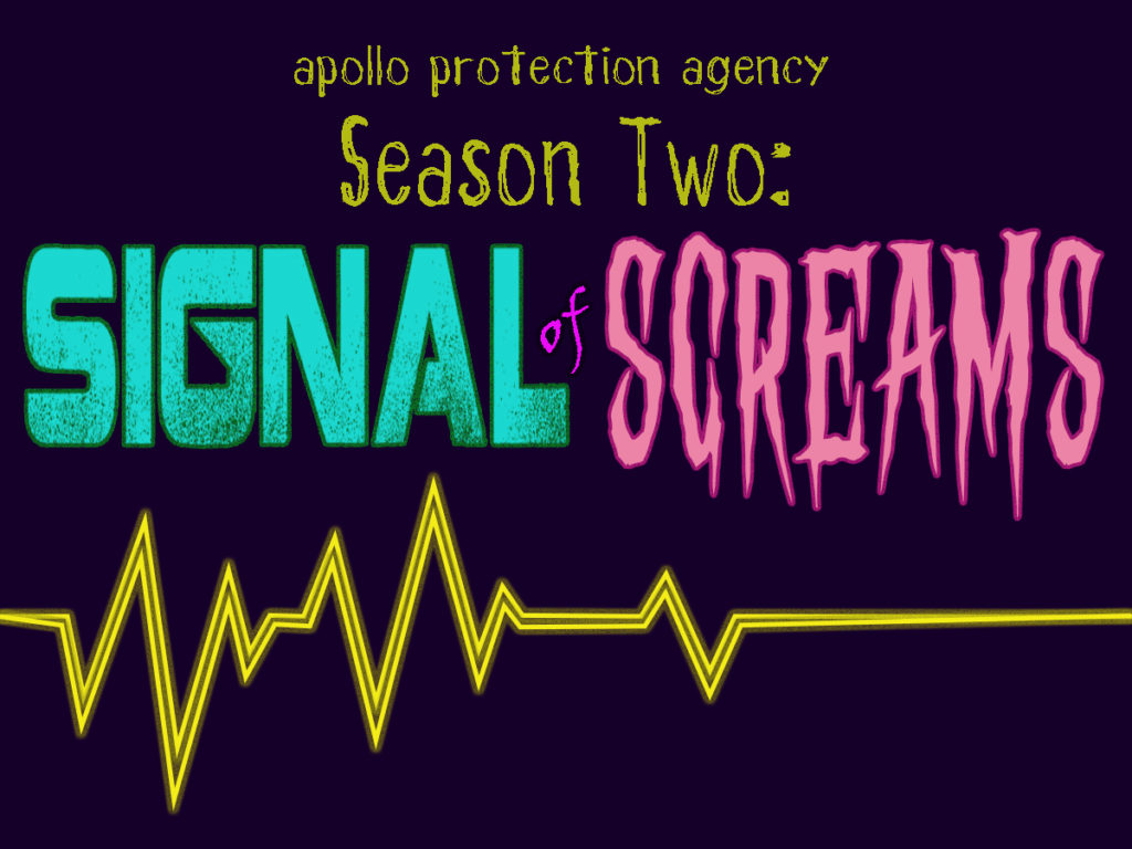 APA Season 2 by Adam Kelly