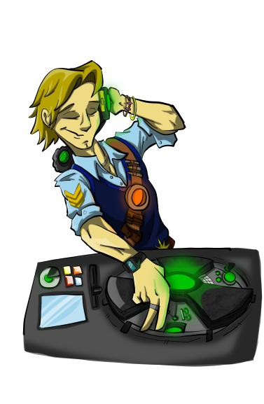DJ Trev by Alex Giordano
